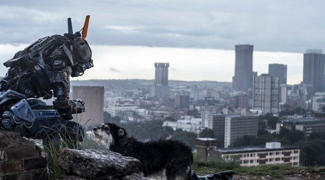 Nuevo trailer de 'Chappie', el robot más simpático que han conocido