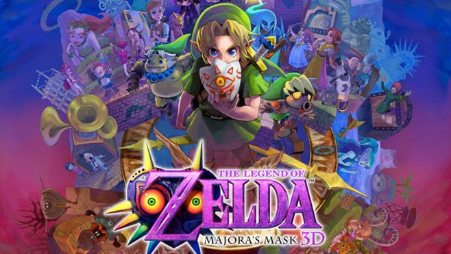 The Legend of Zelda: Majora's Mask 3D – Se anuncia Edición Especial