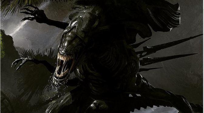 Neill Blomkamp revela arte conceptual de un proyecto de 'Alien'