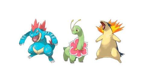 Pokemon_MeganiumTyphlosionFeraligatr
