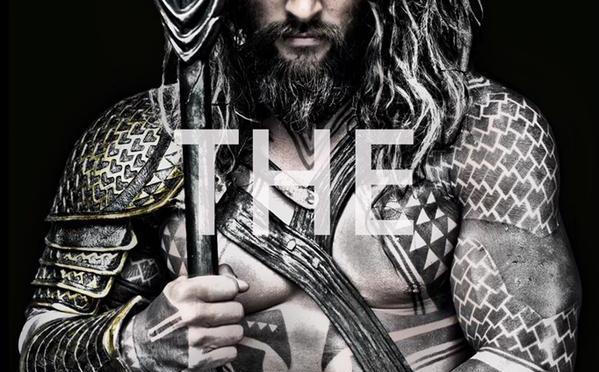 Primer vistazo a Jason Momoa como Aquaman en 'Batman v Superman'