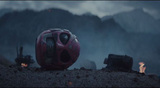 Adi Shankar nos presenta a los 'Power Rangers' de una forma oscura y violenta en su nuevo corto