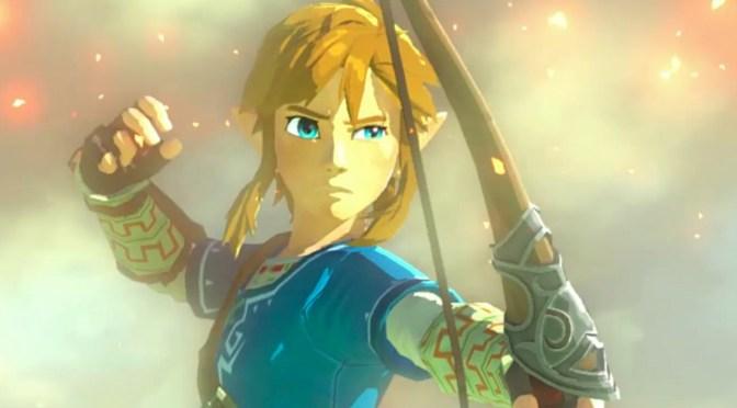 Se retrasa el nuevo juego de The Legend of Zelda
