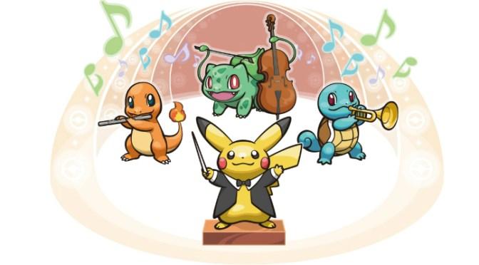 ¡Pokémon Symphonic Evolutions vendrá a México!