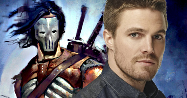 La estrella de Arrow, Stephen Amell, será Casey Jones en 'Teenage Mutant Ninja Turtles 2'