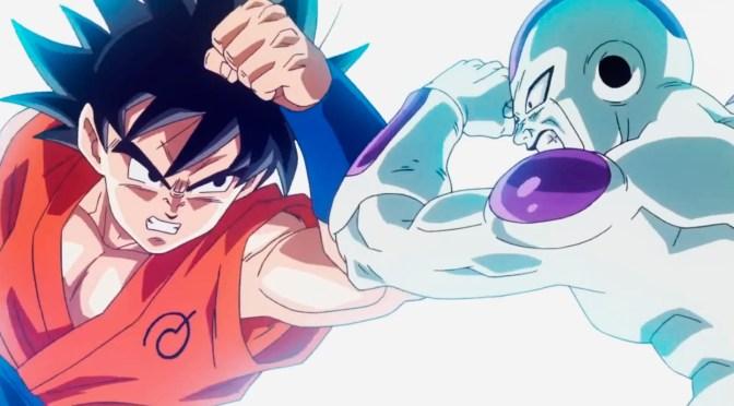 Llega un nuevo tráiler de Dragon Ball Z: La resurrección de F.