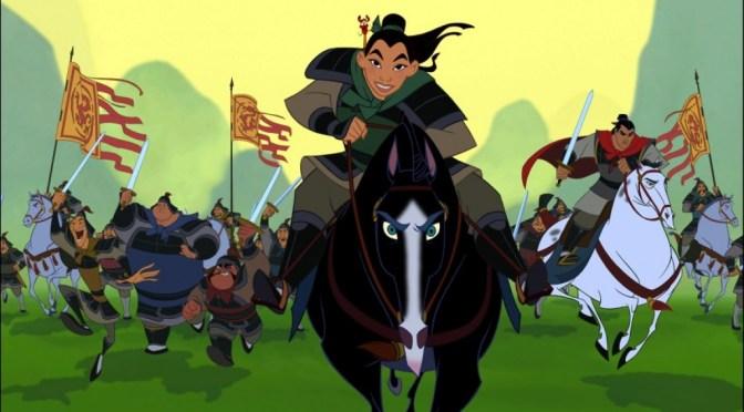 Otro más a la lista, Disney ya está preparando filme live-action de 'Mulan'