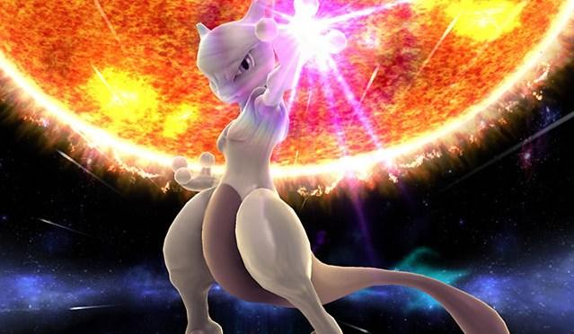 Hoy es el día, llega Mewtwo junto con nuevo parche a Super Smash Bros. para Wii U y 3DS