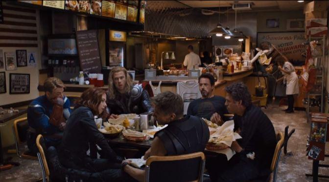 Esta vez no habrá escena post créditos en 'Avengers: Age of Ultron'