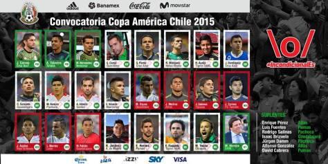 Imagen: Selección Mexicana