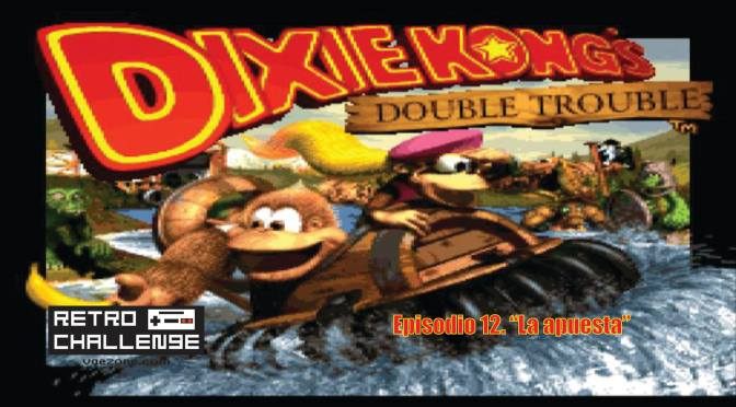"Retro Challenge | Donkey Kong Country 3 – Ep. 12 ""La Apuesta"""