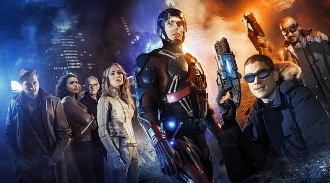 Héroes y villanos se unen en el primer tráiler de 'DC's Legends of Tomorrow'