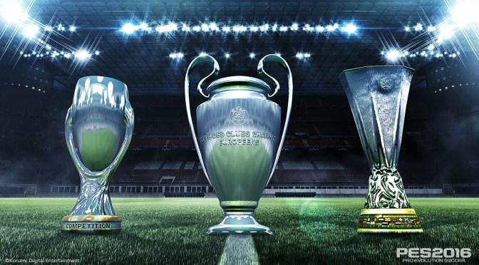 KONAMI y la UEFA anuncian el acuerdo para que PES tenga UEFA Champions para rato