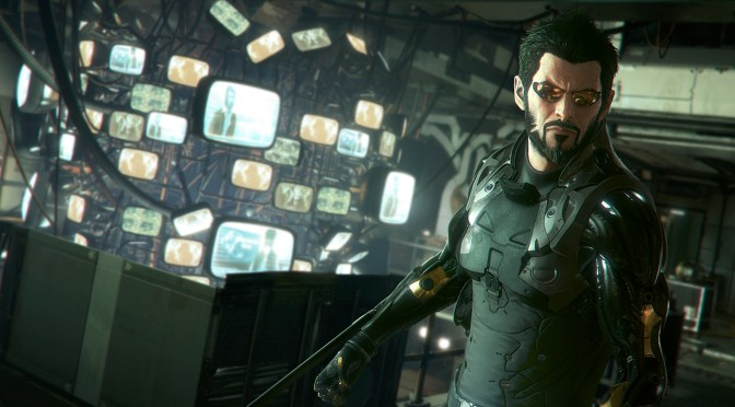 25 minutos de Gameplay de Deus Ex: Mankind Divided