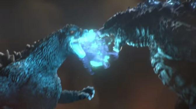 MechaGodzilla, Mothra y King Ghidorah invaden la tierra en el nuevo avance de Godzilla