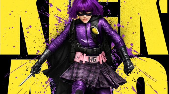 Matthew Vaughn quiere una precuela de Hit Girl antes de Kick-Ass 3