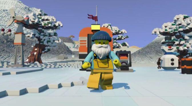 ¡Olvídense de Minecraft, aquí viene LEGO Worlds!