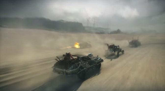 Viaja al mundo de Mad Max con este increíble nuevo avance