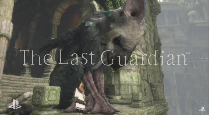 Al fin se hace realidad The Last Guardian y te presentamos su primer Gameplay