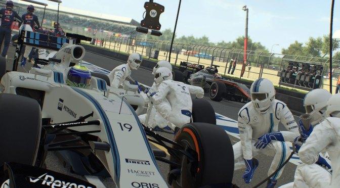 El GP de Silverstone llega a F1 2015 de Codemasters en este avance