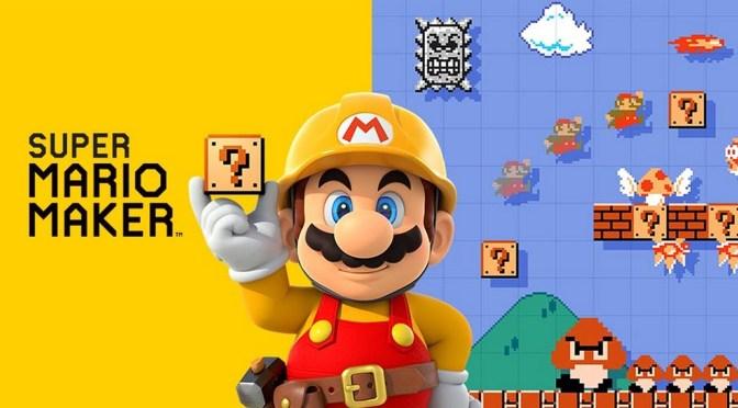 Super Mario Maker – ¿Recuerdas tu mejor momento Super Mario?