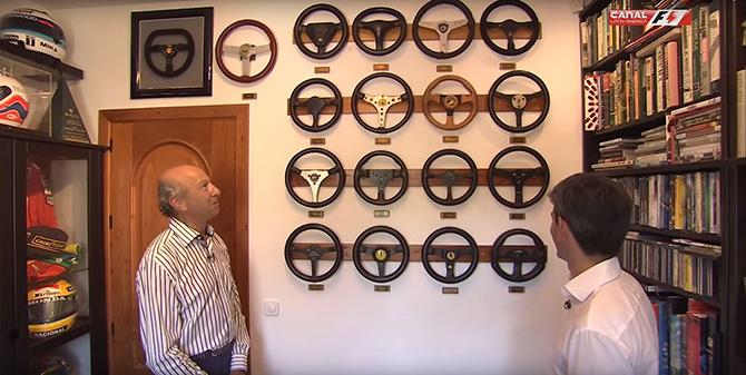 Canal F1 Latin America estrena el especial 'Jo Ramírez, leyenda de la F1'