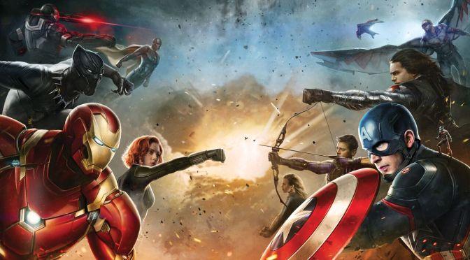 ¿De qué lado están? Estos son los dos bandos de Captain America: Civil War