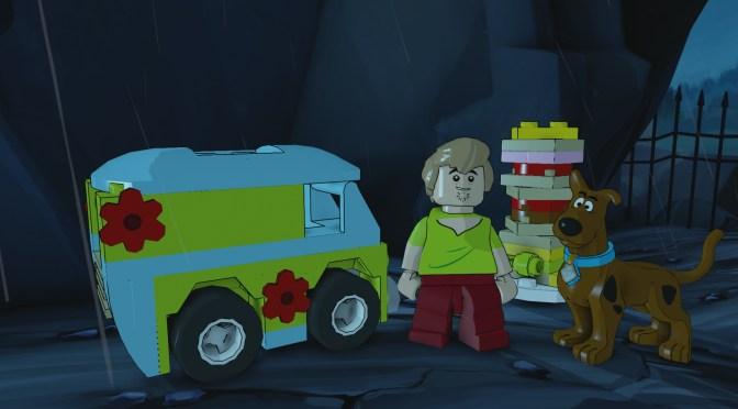 ¡¿Scooby-Doo, dónde estás?! Pues en el nuevo tráiler de Lego Dimensions