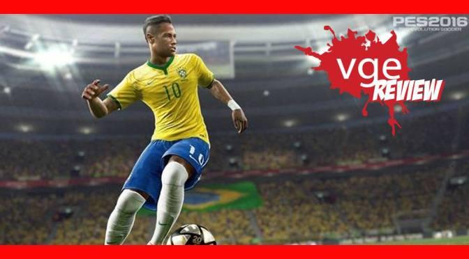 [Review] Pro Evolution Soccer 2016