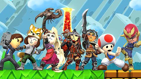 [Super Smash Bros. WiiU/3DS] – ¡Llega su nueva actualización!