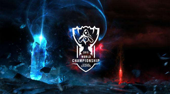 ¡Ya está muy cerca el campeonato mundial de League of Legends!