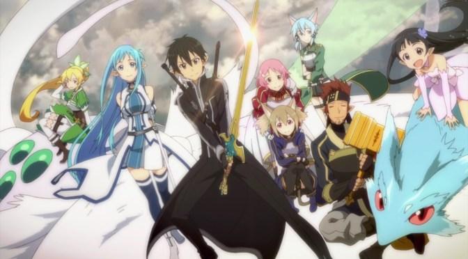 Película de Sword Art Online está por llegar