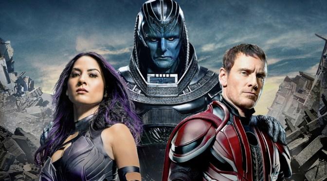 Conozcan la sinopsis oficial de X-Men: Apocalypse