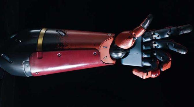 KONAMI está trabajando en una prótesis de brazo estilo MGS para un gamer amputado