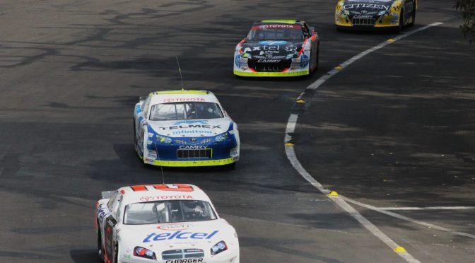 Nascar México Series llega al remodelado Autódromo Hermanos Rodríguez con una jornada de doble emoción