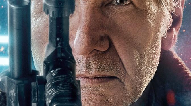 Ya llegaron los nuevos pósters de Han Solo, Leia, Finn y Rey de Star Wars: The Force Awakens