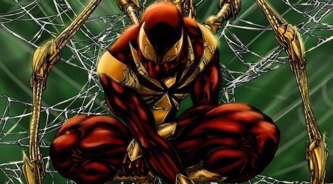 ¿Será que podremos ver el traje Iron-Spider en Captain America: Civil War?