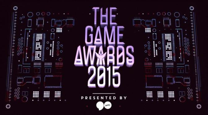 Ganadores de The Game Awards 2015