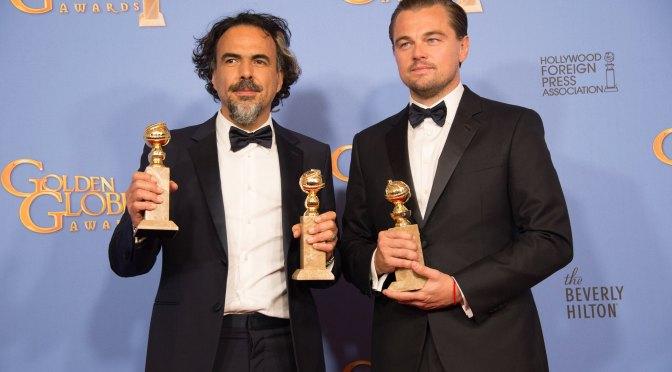 Ganadores de los Golden Globes 2016