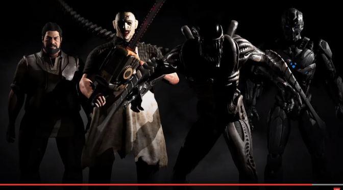 Conozcan a los nuevos peleadores de Mortal Kombat X en este trailer