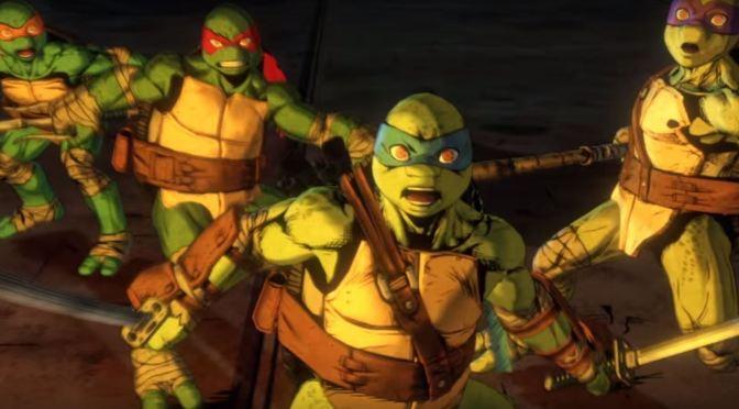 Por fin hicieron oficial el nuevo juego de Teenage Mutant Ninja Turtles con su primer tráiler