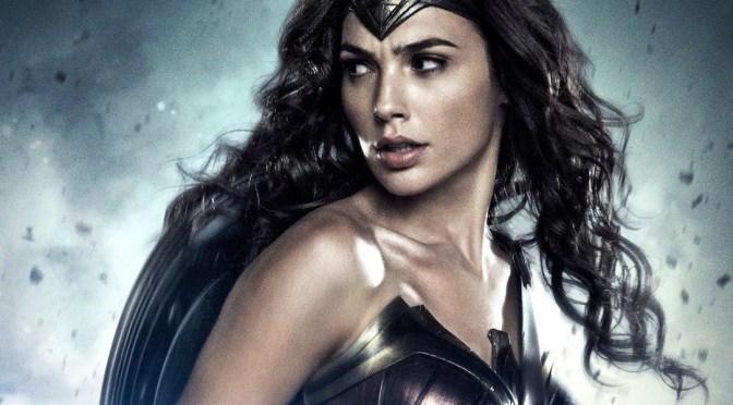 El inicio de Wonder Woman