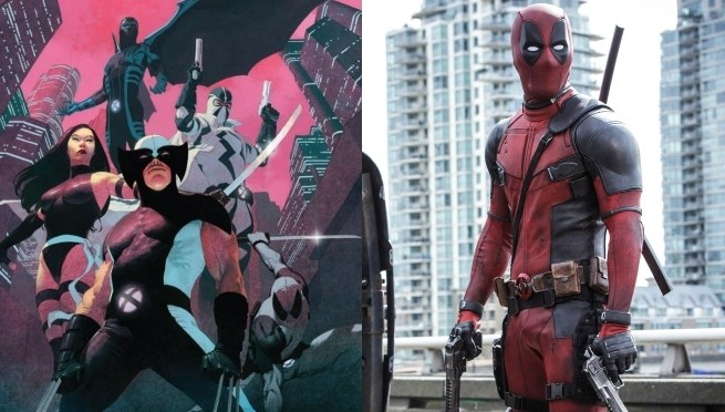 Deadpool podría ser parte del equipo X-Force en el cine