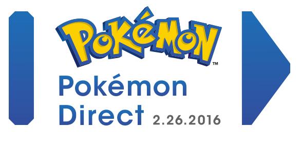Nintendo Direct de Pokémon en Vivo 9:00 am.