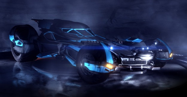 Rocket League anuncia nuevo DLC de Batman V Superman