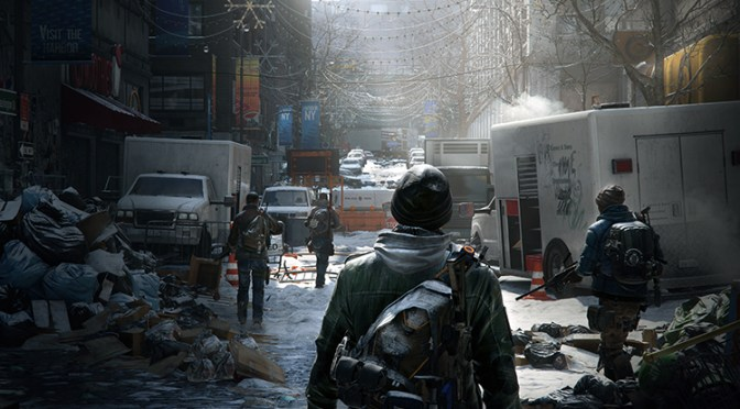 [Preview] Tom Clancy's The Division