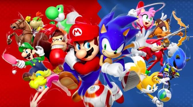 Mira el opening de Mario & Sonic at the Rio 2016 Olympic Games