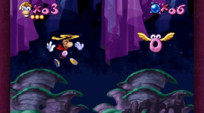 El inicio de Rayman ha llegado a Android con Rayman Classic