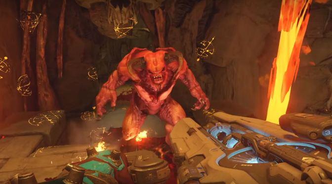 Chequen el brutal tráiler multijugador de Doom, la Beta cerrada inicia el 31 de marzo