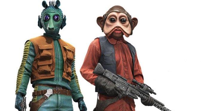 Los nuevos personajes para Star Wars Battlefront son Greedo y… ¿Nien Nunb?